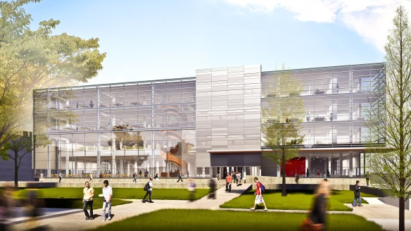 The future MacOdrum Library. SO. MUCH. BETTER.