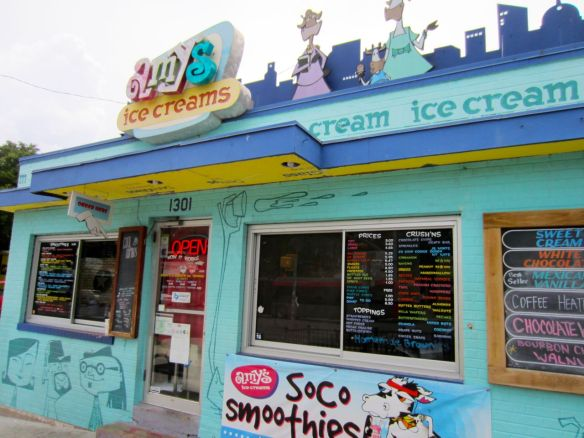 a favourite local Austin business