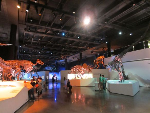 The Morian Hall of Paleontology