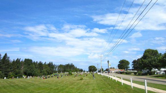 Cavendish Cemetery
