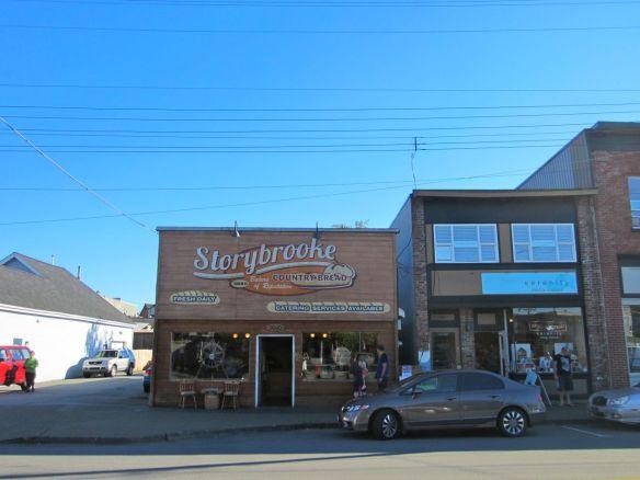 Storybrooke Bakery