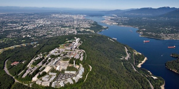 SFU Burnaby Mountain